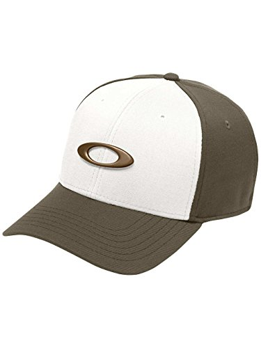 Oakley Unisex Baseball-Cap Tincan Cap, Braun (Dark Brush), L/XL