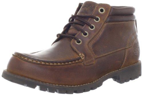 Timberland EK RUGWP 5 EYE 74132, Herren Desert Boots, Braun (Copper Roughcut WP), EU 43 (US 9)