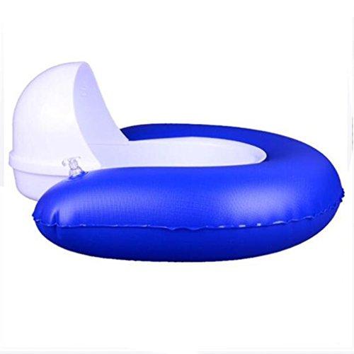 Letti toilette - guardia infermiera orinatoi - anti acne toilette gonfiabili po letti per adulti cuscini toilette unisex toilet seat sedie lying