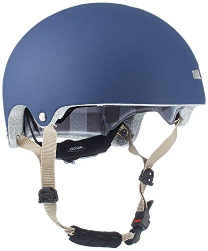 Alpina Radhelm Airtime, Blue Matt, 52-57, 9647183