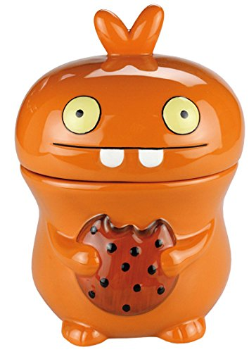 Uglydoll Keksdose Cookie jar, Orange