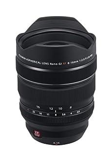 Fujifilm 16591570 Objectif XF 8-16mm F2.8 R LM WR 121° - 83.2° pour Hybride Noir (B07FT93TPX) | Amazon price tracker / tracking, Amazon price history charts, Amazon price watches, Amazon price drop alerts
