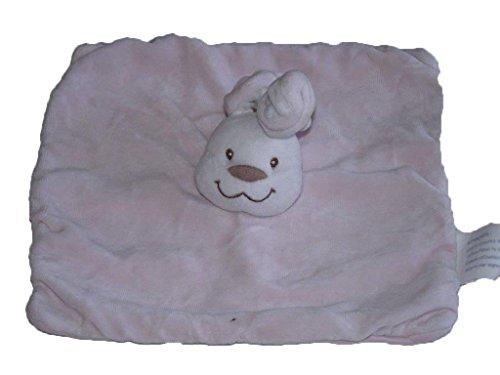 kimbaloo–Kuscheltier kimbaloo Hase flach rosa (Johanniskraut auf der Oberseite)–6956
