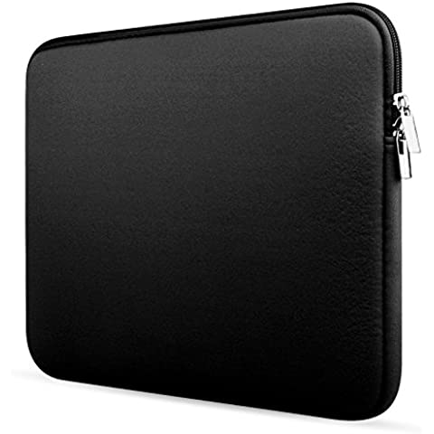 Crisant Estilo Sencillo Sleeve Funda para ordenador portátil 13-13.3 inch,Soft cotton ligero Computer Bag / Laptop Briefcases Cover Pour Apple Macbook Air 13.3'' / Macebook Pro (Retina) 13.3'' / Asus Zenbook / Lenovo / Samsung / Toshiba / Sony / HP / Dell / Chromebook