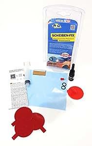 atg kit de r paration de pare brise pour eliminer fissures et rayures sur votre vitre auto. Black Bedroom Furniture Sets. Home Design Ideas