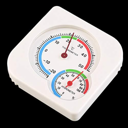 Tellaboull Nützliche Kindergarten Baby Haus Zimmer Mini Thermometer Nass Hygrometer Temperaturmesser Heimgebrauch Haushaltsversorgung