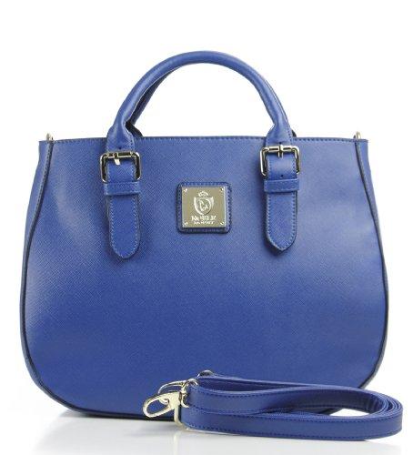 Noble Mount Marianne Borse a Mano Blu