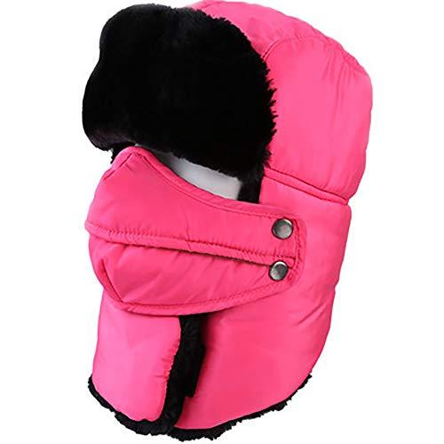 Winter Outdoor Verdicken Sie Wintermütze Für Männer Und Frauen, Warme Ohrenklappe Flieg