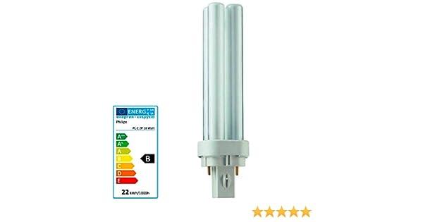 10x 18W//830 warmwhite Leuchtstofflampe Leuchtstoffröhre