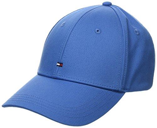 Tommy Hilfiger Herren Baseball Classic Bb Cap, Blau (Regatta 487), One Size (Herstellergröße: OS)