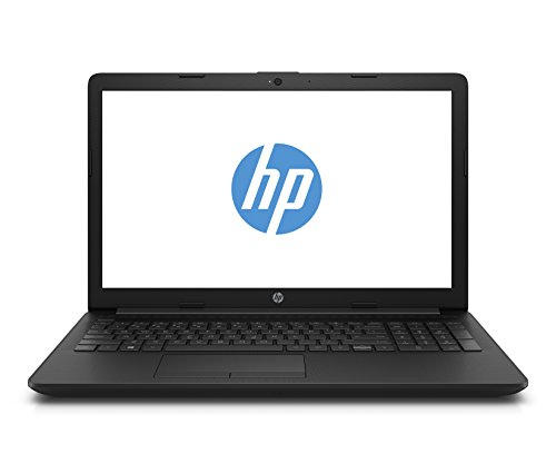 HP 15-da0003ng (15,6 Zoll/HD) Notebook (Intel Celeron N4000, 1 TB HDD, 4 GB RAM, Intel HD Graphics, Windows 10 Home 64) schwarz