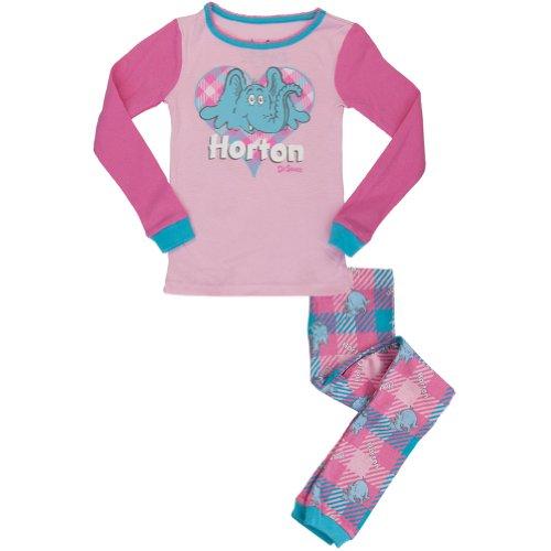 Dr. Seuss - Horton Herz Juvy Pyjama-Set - Juvy 5