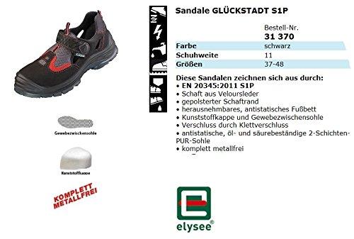 Feldtmann sandales tommis glückstadt s1 Noir - Noir