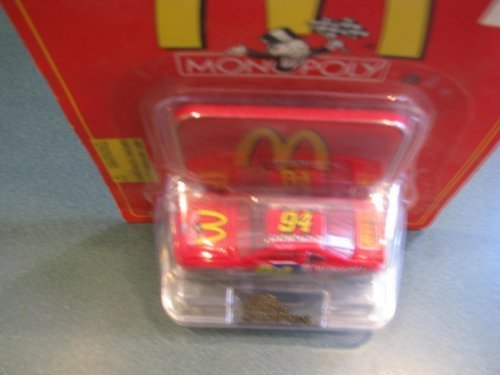 1996-racing-champions-bill-elliott-94-mcdonalds-monopoly-reeses-special-paint-scheme-1-64-scale-car-