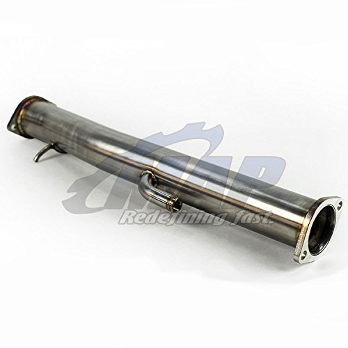 map-stainless-steel-test-pipe-mitsubishi-evo-x-by-pam