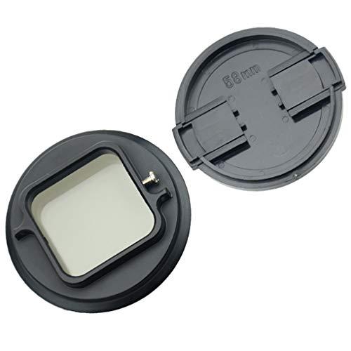 Vkospy 58mm Objektiv-Filter-Adapter-Ring Ersatz für Gopro hero4 Sitzung ND-Filter Nahlinse Adaper Filter 58 Mm Ring-adapter