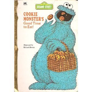 cookie-monsters-good-time-to-eat-sesame-street-by-rick-brown-1999-12-31