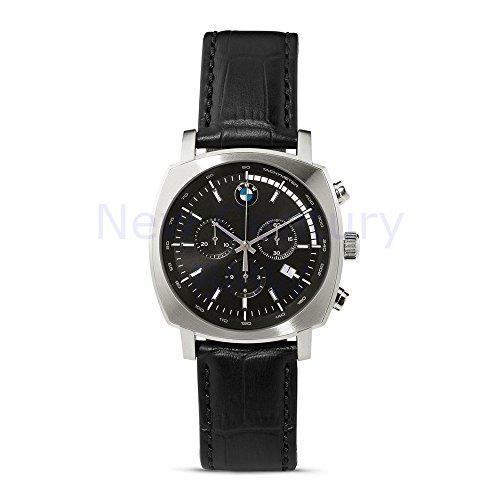 BMW–Orologio cronografo unisex–nero–Diametro 42mm