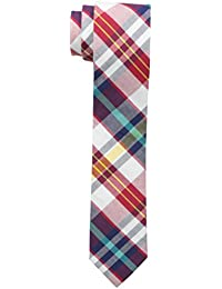 Original Penguin Men's Elisa Plaid Tie