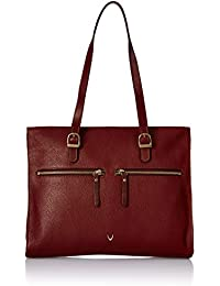 Hidesign Women's Shoulder Bag (Red)
