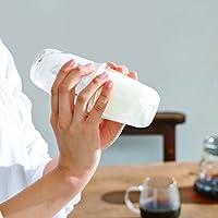 HARIO Milk Shaker, Red
