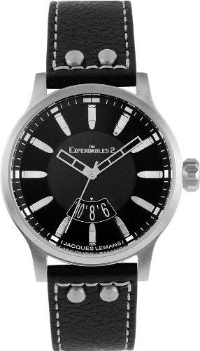 Jacques Lemans Unisex E-223 The Expendables 2 Analog Watch