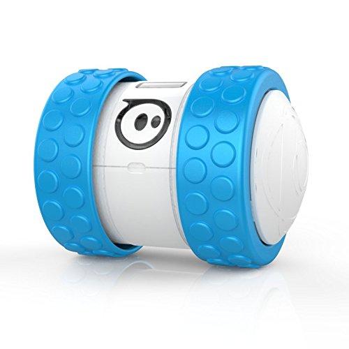 Sphero Ollie mini robot a due ruote, luci LED incluse, portata Bluetooth fino a 30 metri, compatibile iOS & Android
