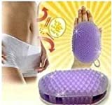 Bella Anti Cellulite Massagegerät Glove Silikon Pinsel Scrub Badewanne