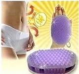 Bella Anti Cellulite Massagegerät Glove Silikon Pinsel Scrub Badewanne