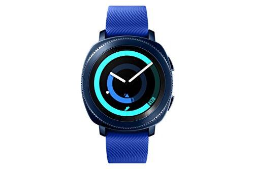 Zoom IMG-1 samsung gear sport smartwatch blu