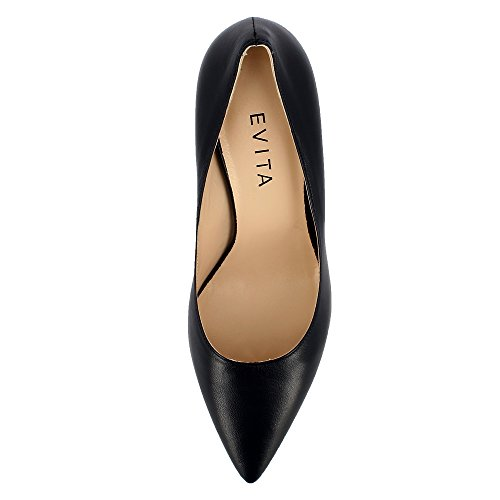 Evita Shoes  Aria, Escarpins pour femme bleu foncé