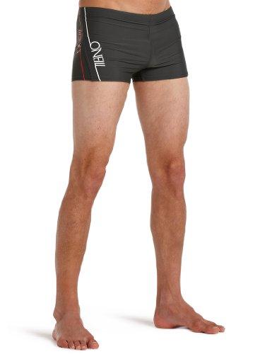 O'neill pM side maillot de bain pour homme avec logo collant Gris - Anthracite