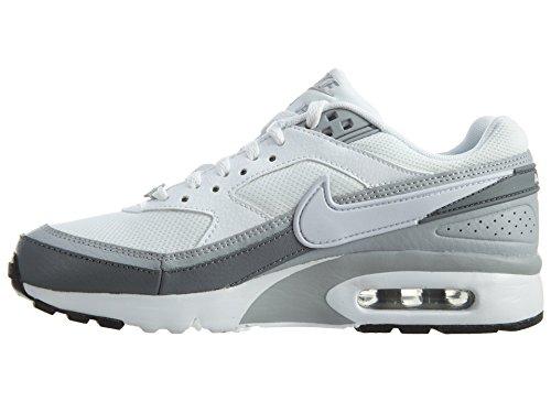 Nike Air Max Bw (Gs), Chaussures de Running Entrainement Homme Gris (gris (gris loup / blanc - gris froid - noir))