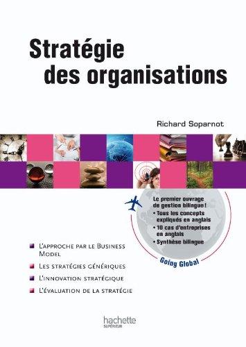 Stratégie des organisations - Bilingue Français-Anglais