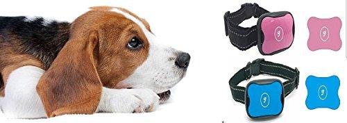 JAFAA Anti Barking Dog Collars Stop Dog Barking Best Anti Barking Device No Shock Anti Bark Collar Bark Control Training… 2
