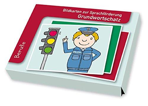 Berufe (Bildkarten zur Sprachförderung: Grundwortschatz)