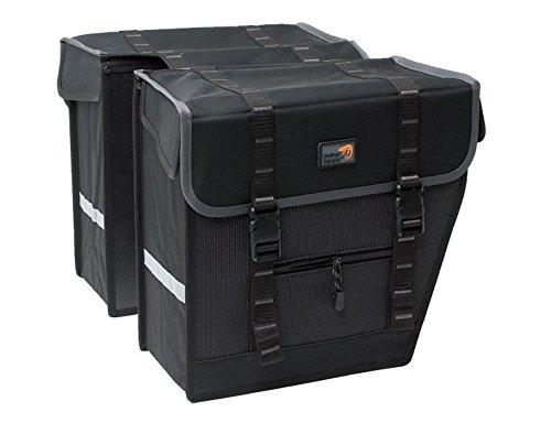 Doppeltasche NEW LOOXS Superior Maxi 42 Liter Fahrradtasche Packtasche