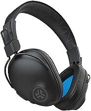 JLab Audio Studio Pro draadloze bluetooth hoofdtelefoon, over het oor met 50 uur bluetooth 5 speeltijd, EQ3 ge