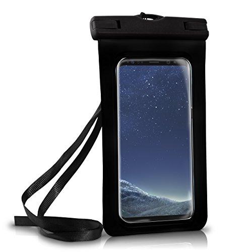 Wasserdichte Hülle Samsung Galaxy Full Cover in Schwarz OneFlow 360° Unterwasser-Gehäuse Touch Schutzhülle Water-Proof Handy-Hülle für Samsung Galaxy S4 S4Mini S3 S3-Mini S2 Case - S3 Galaxy Armee-samsung Case