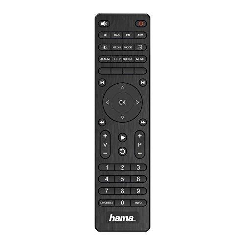Hama DIR3500MCBT  Digital Radio  Internet radio DAB  FM app Multiroom CD BT  UK