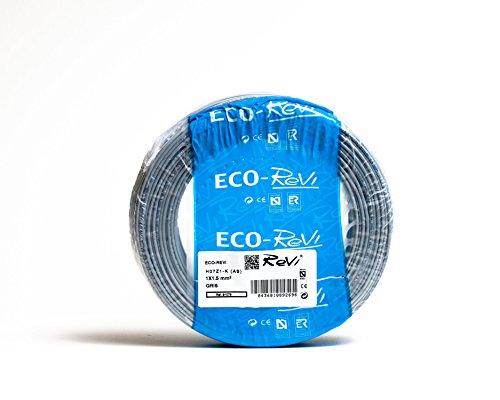 Cable FLEXIBLE LSZH (LIbre de Halógenos) H07Z1-K(AS) 1 x 1,5 mm² 25