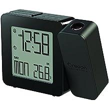 Oregon Scientific RM-338P - Reloj proyector, color negro