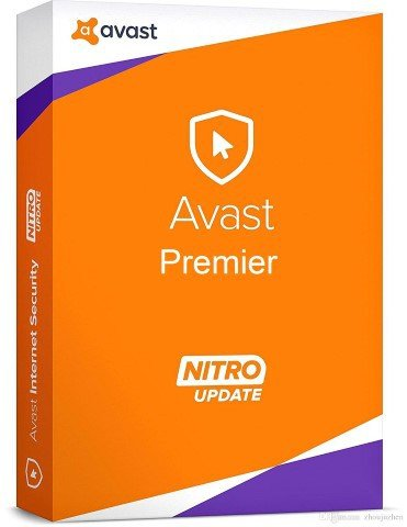avast! Premier 2017 (5 PCs / 1 Jahr) PRODUKT KEYCARD / LIZENZ
