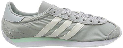 adidas Country Og W, Entraînement de course femme Blanc Cassé (Clear Onix/Off White/Ftwr White)