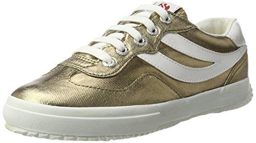 Superga Damen 2832-Cotmetw Sneaker Braun (Bronze)