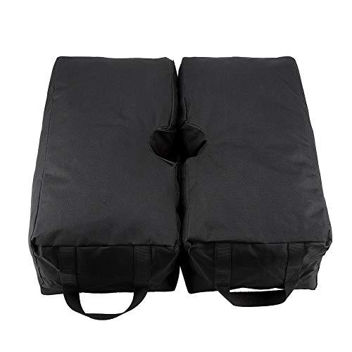 Garosa Quadratisch Abnehmbar Regenschirm Basis Sandsack für Terrasse Outdoor Sonnenschirme Fahnenmasten