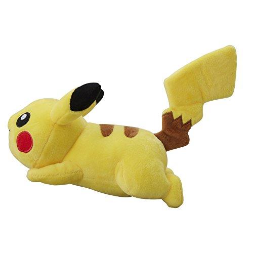 Pokemon-Center Original-Plüsch-Puppe Laufen Pikachu Plüschtiere (Pokemon Sun Moon / Pokemon Go) (Pokemon-center-plüsch-bulbasaur)