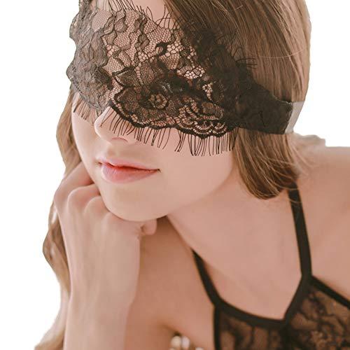VicSec Máscara Encaje Negra
