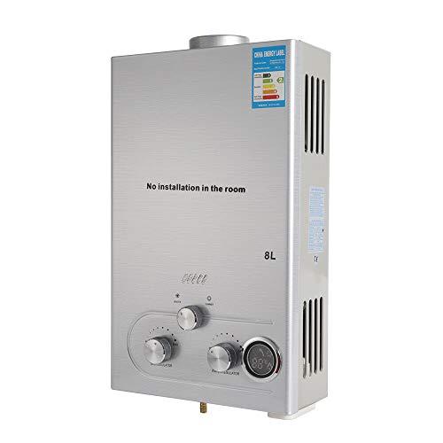 Natural Gas Calentador agua caliente calentador agua