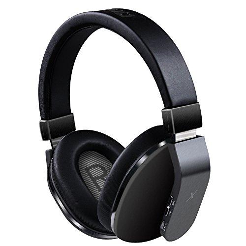 Riwbox XBT-780Bluetooth-Over-Ear-Kopfhörer, Hi-Fi Stereo V4.1, drahtloser Kopfhörer mit Lautstärkeregler, integriertem Mikrofon und drahtgebundenem Modus für PC/Mobiltelefon/TV